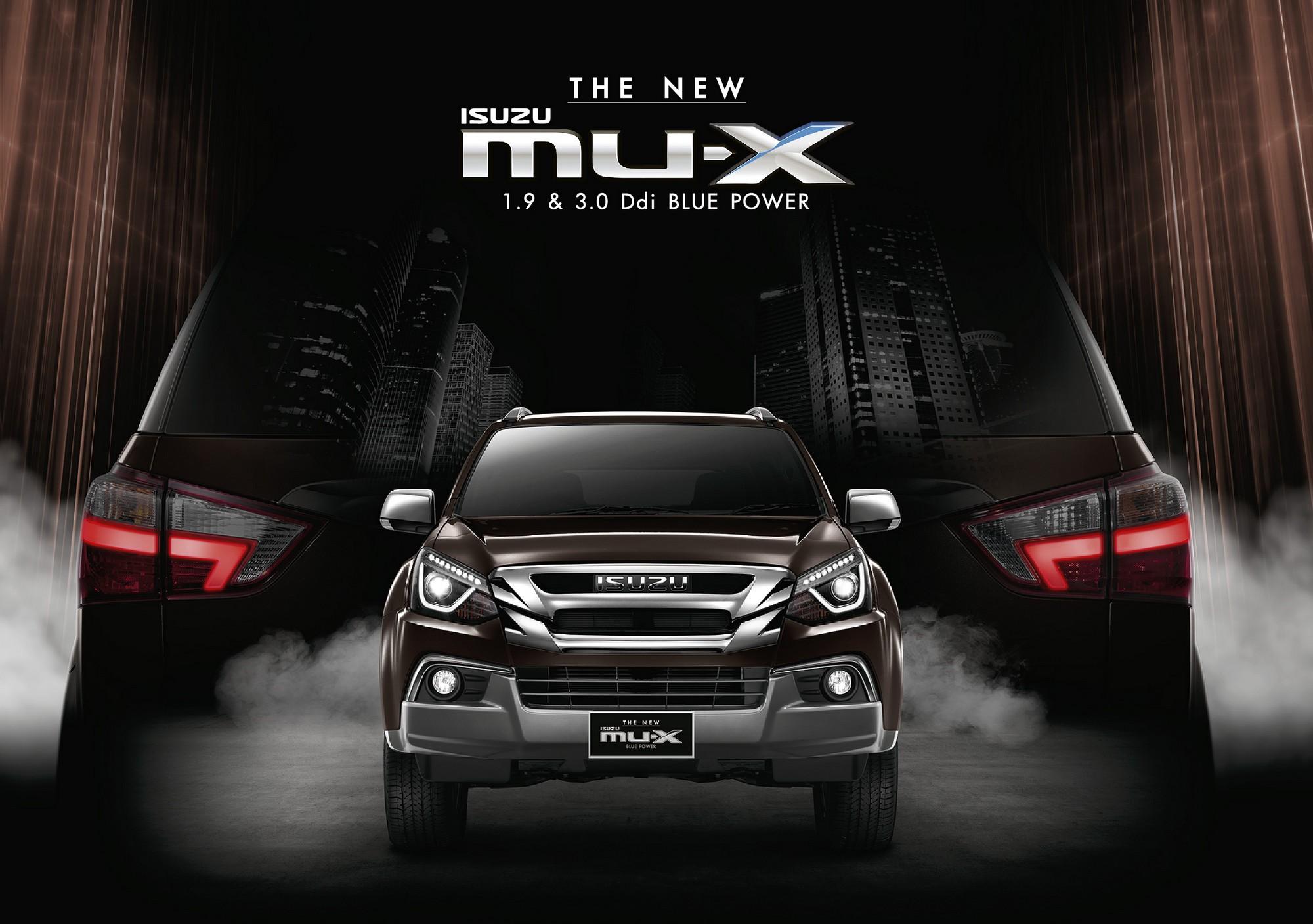 The New Isuzu MU-X (1)