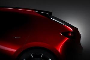 Mazda   เตรียมโชว์  Concept  ใหม่ ยืนยันคันนี้ว่าที่   Mazda3