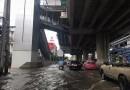 ขับรถผ่านน้ำท่วมอย่างปลอดภัย .. ขับอย่างไรไม่ตายกลางทาง