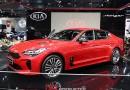 KIA Stinger  เผย   GT Car  เกาหลี ราคา 2.99 ล้านบาท