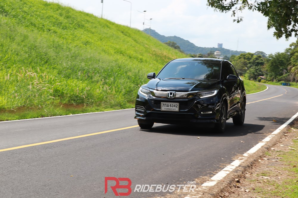 2018 Honda HR-V RS Review