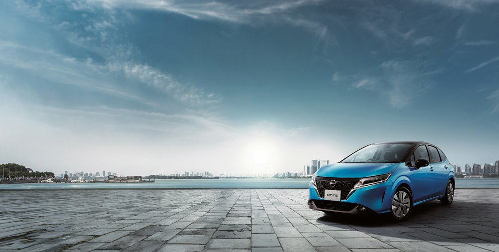 All New Nissan Note 2021